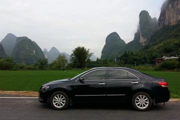 Private transfer from Changsha to Zhangjiajie(Wulingyuan)