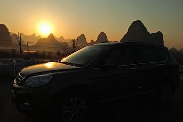 Private Transfer From Fenghuang to Guilin and stops at Chengyang Dong Village