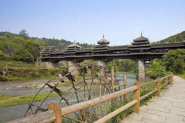 Sanjiang Chengyang Dong Village Private Day Tour From Guilin or Yangshuo