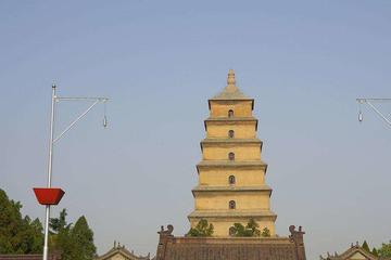 Xi'an Hanyangling Museum and Big Wild Goose Pagoda Private day tour