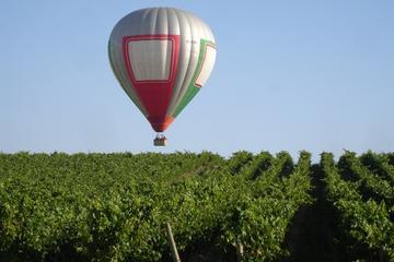Hot-Air Balloon Ride over the Basque Country
