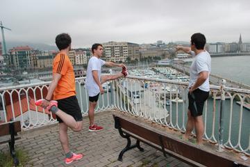 San Sebastian Beaches Jogging Tour