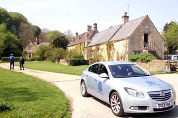 Private Cotswold Villages and Countryside Day Trip from Bath
