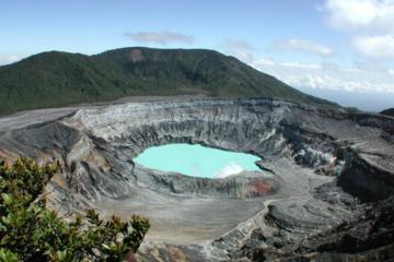 Excursion d'unejournée au Costa Rica au départ de San José
