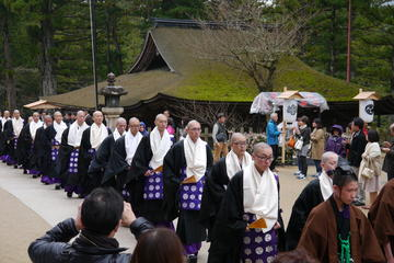 Private Day Trip to Mt Koya with a Photographer including...
