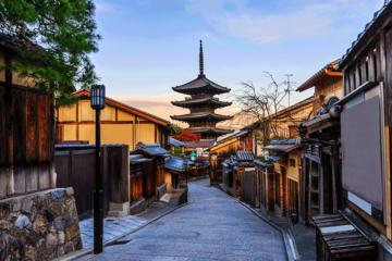 Private Full Day Kyoto Streets Tour with a Photographer