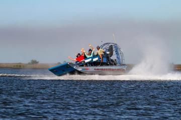 Spectacular Scenic Safari Airboat Adventure from Homosassa