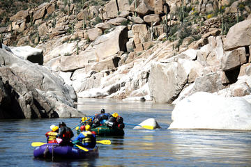 3-Day Salt River Rafting Wilderness...
