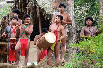 Day Trip to the Embera Village from Panama City