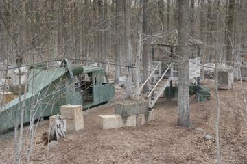 Outdoor Paintball Adventure