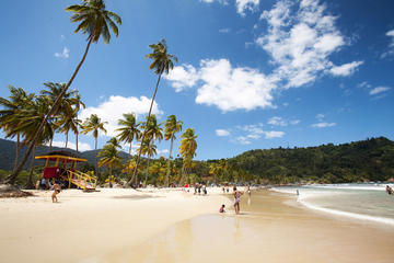Maracus Beach Tour in Trinidad