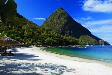 Private Gros Piton-Wanderung in St ...