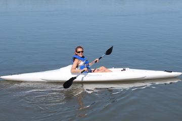 Single Kayak Hourly Rental