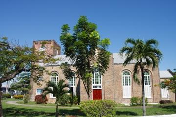 Visite de la ville et du zoo de Belize