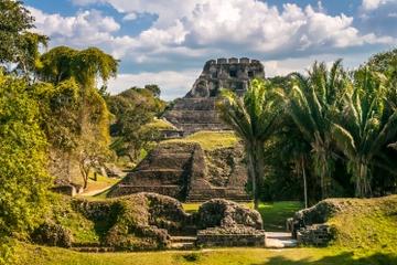 Xunantunich et le zoo de Belize