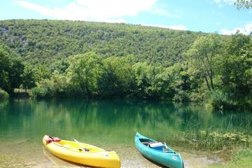 Canoe Safari Trebizat
