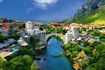Kravice Waterfalls, Počitelj Old Town and Blagaj Tekke Day Trip from...