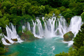 Kravice Waterfalls, Po?itelj Old Town and Blagaj Tekke Day Trip from Mostar