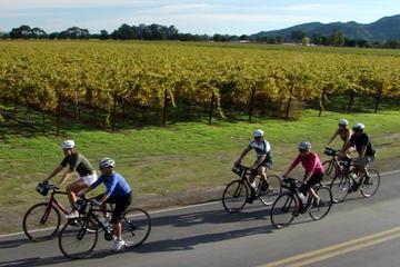Book Napa Valley Bike and Wine Tour on Viator