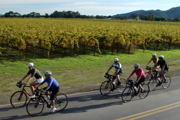 Full-Day Sonoma Valley Bike and Wine...