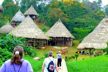Embera Village Tour from Panama City