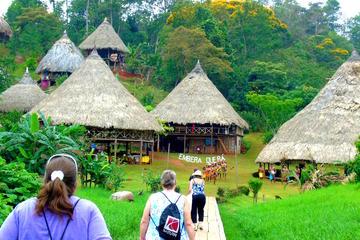 Embera Village Tour from Panama City