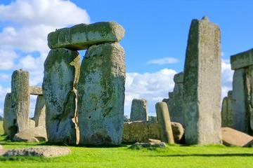 Stonehenge and Salisbury Private Tour...