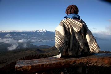 Osorno Volcano and Petrohué Waterfalls