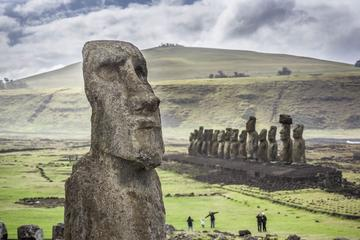 Private Full-Day Easter Island...