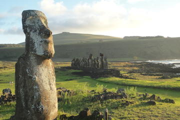 Private Full Day Tour Easter Island...
