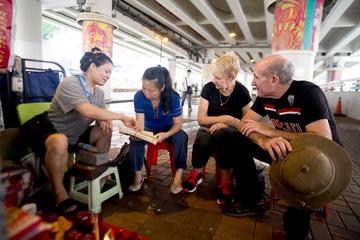 Small Group Walking Tour: Local Life in Hong Kong's Back Streets