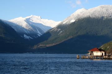 Howe Sound Including Day Tour to Whistler from Vancouver