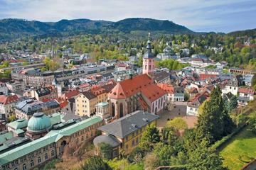 Baden-Baden Parks & Gardens Tour