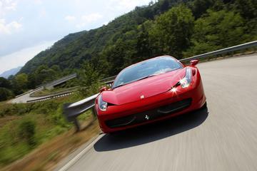DRIVE A FERRARI 458 IN MARANELLO