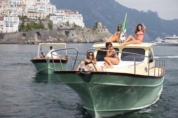 Capri Tours by Cabin Boat