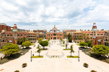 Sant Pau Recinte Modernista Entrance Ticket in Barcelona