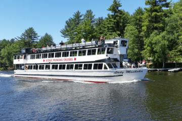 Book Lady Muskoka Boat Cruise on Viator