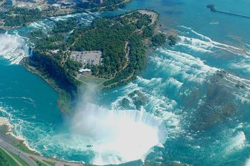 Day Trip Private Day Trip to Niagara Falls, Canada from USA near Niagara Falls, New York