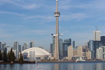 Private Day Trip-Tour of beautiful Toronto Canada from Niagara Falls