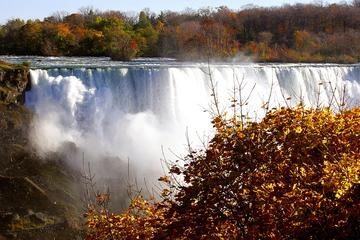 Day Trip Private Tour and Transfer from Hamilton International Airport to Niagara Falls near Hamilton, Canada