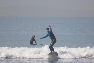 Day Trip Laguna Beach Beginner Surf lesson near Laguna Beach, California