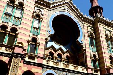 Prague Jewish Quarter Private Half-Day Walking Tour