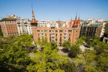 La Casa de les Punxes: Visita con audio Evite las colas a Barcelona