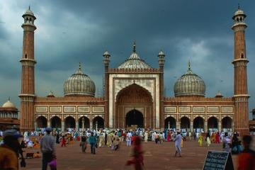 1 Day Delhi and 1 Day Agra With Taj Mahal Sunrise View