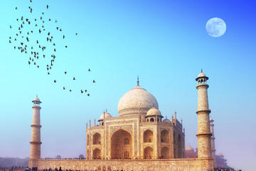 4-Day Excursion of Golden Triangle Tour:Delhi Agra and Jaipur