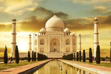 5-Day Excursion of India's Golden Triangle