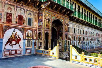7 Days Golden Triangle Tour With Mandawa