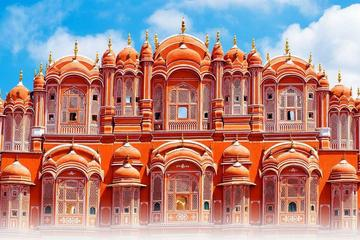 Full day sightseeing of Jaipur City with Lunch