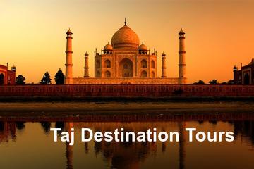 Private Agra City Tour Sunrise to Sunset