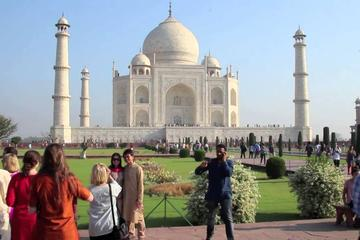 Private Agra City Tour With Lunch
